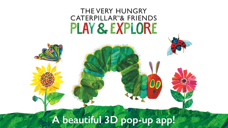The Very Hungry Caterpillar ~ Play & Explore screenshot-0