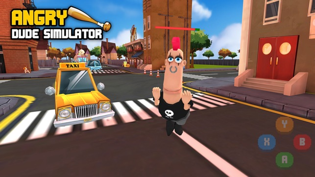 dude simulator download