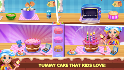 Real Cake Maker For Fun screenshot two