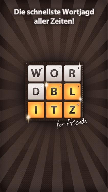 Wordblitz for Friends screenshot-4