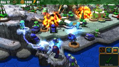 Epic Little War Gameのおすすめ画像1