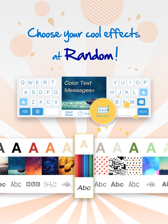 Color Text Messages+ Customize Keyboard Free Now-ipad-4