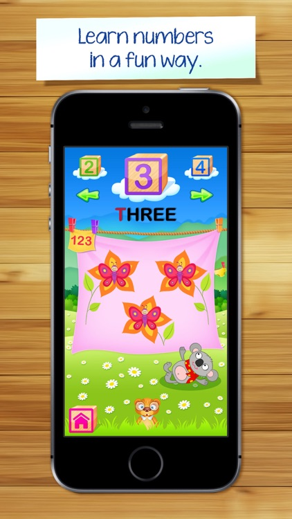 123 Kids Fun GAMES Top Preschool Educational Games screenshot-0
