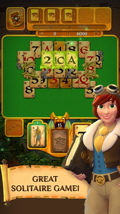 Pyramid Solitaire Saga screenshot-0