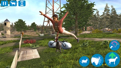 Screenshot for Goat Simulator in Sweden App Store