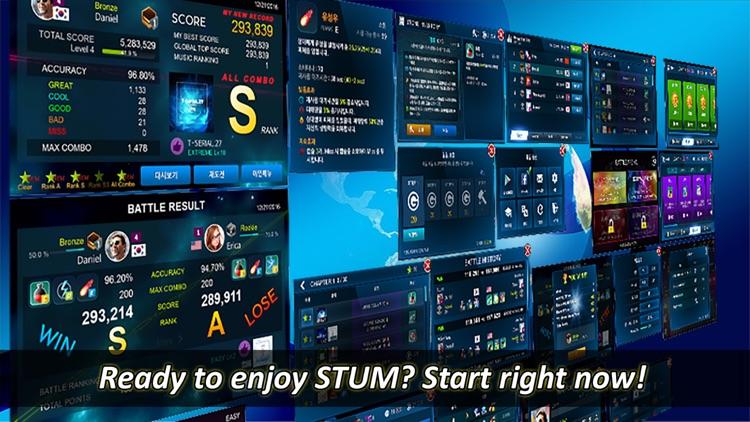 STUM - Global Rhythm Game screenshot-4