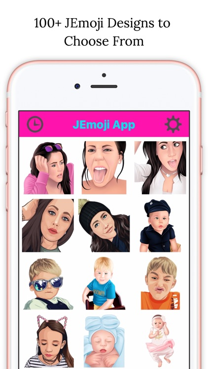 JEmoji App screenshot-0