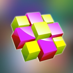 Fit The Puzzle Blocks into Framy Shapes