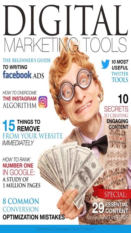 Digital Marketing Tools - Digital, Social & Content Marketing Solutions screenshot-3