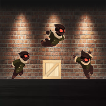 Double Jumps Running Man - Game of Skill