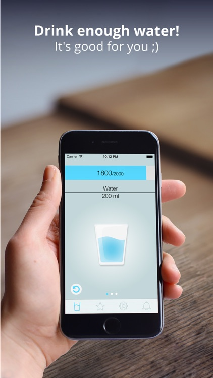 Water Time: daily water tracker & drink reminder