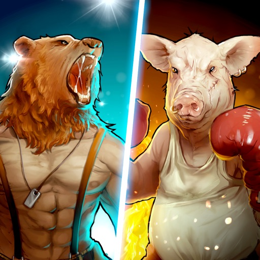 Wild Fighting 3D -
