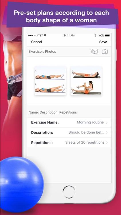 Female Fitness - The Best Exercises