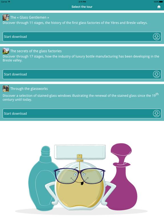Glass adventures screenshot 7