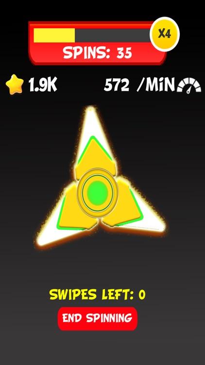 Fidget Spinner - Glow Toy screenshot-4