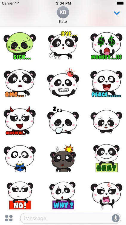 Po Ping The Little Panda