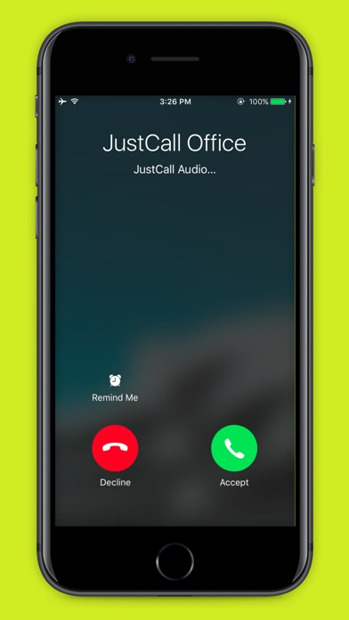 Screenshot #3 for JustCall - Cloud Phone System