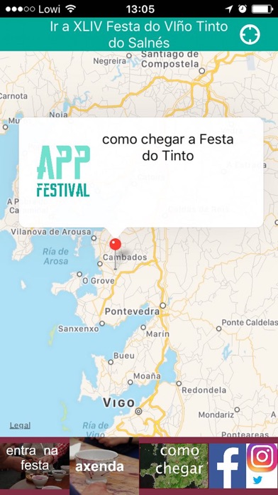 Festa do Tinto  Barrantes screenshot 3