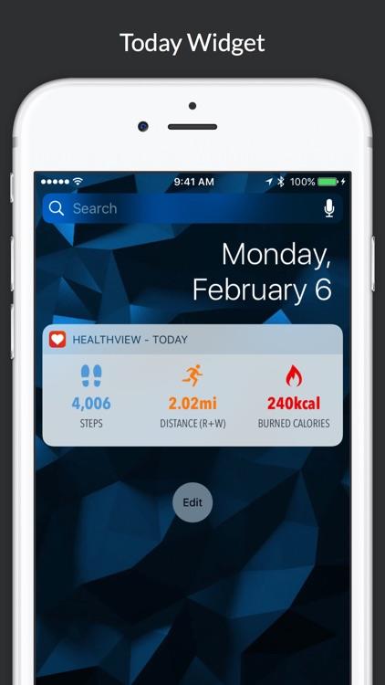 HealthView screenshot-4