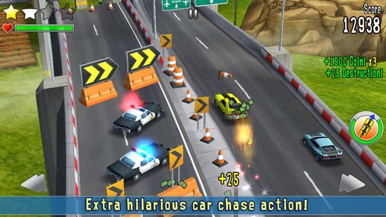 Reckless Getaway screenshot-4