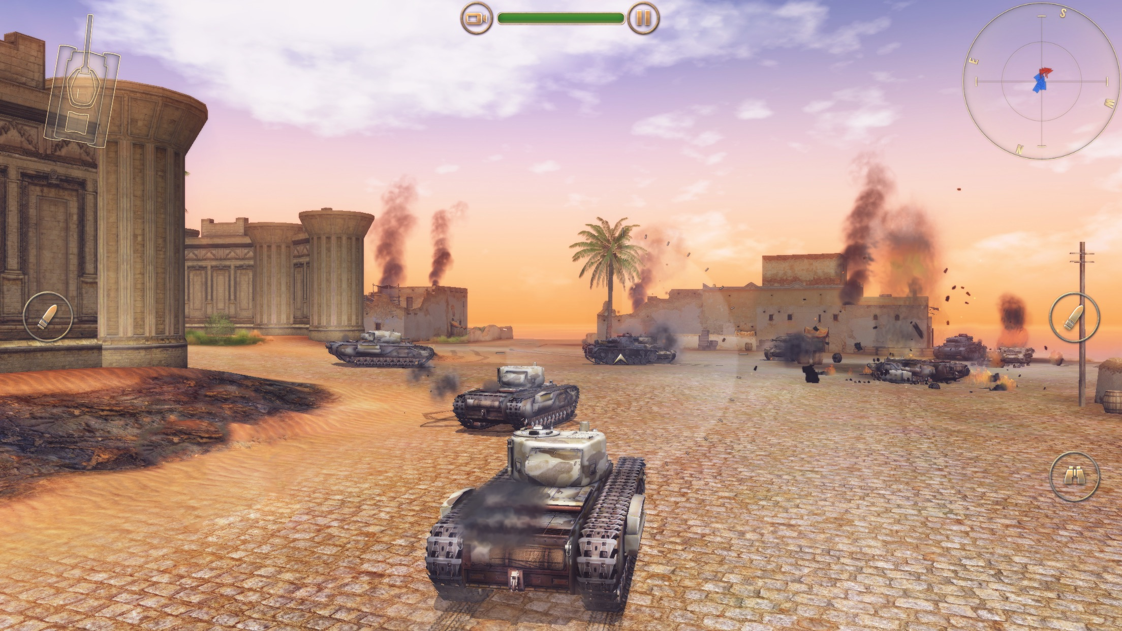 Screenshot do app Battle Supremacy