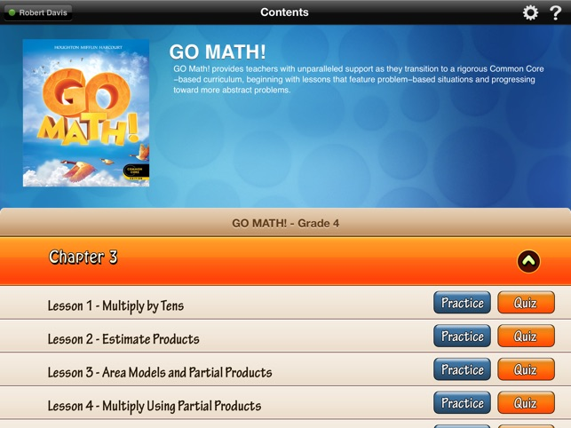 Go Math! Daily Grade 4 on the App Store