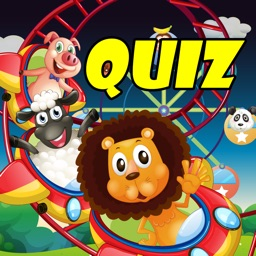Wild Animal Quiz Games for Kids