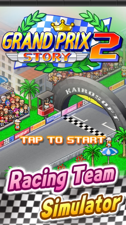 Grand Prix Story2 screenshot-4