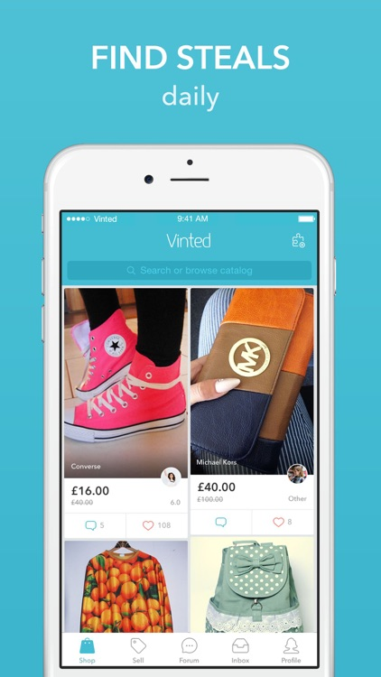 Vinted - Buy, Sell & Swap Fashion screenshot-4