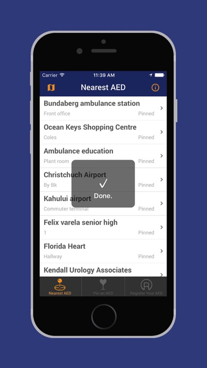 AED Registry screenshot-2