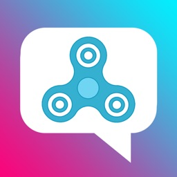 Send Fidget Spinner - Game Stickers for iMessage