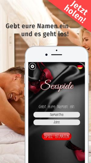 erwachsene Sexspiele für iphone