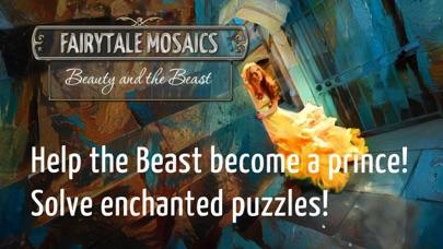 Fairytale Mosaics. Beauty and the Beast screenshot one
