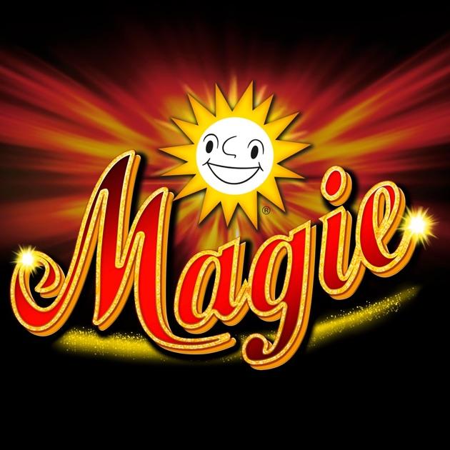 merkur magie app