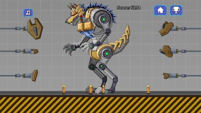 Robot Werewolf Toy Robot War screenshot one