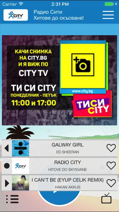 点击获取Radio City