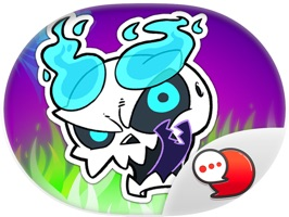 Skullboy Stickers for iMessage