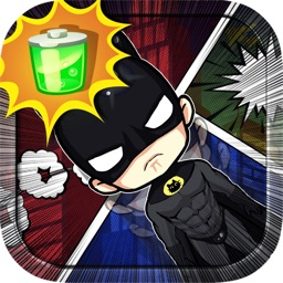 Tapping Superheroes Jump Kids Games Pro