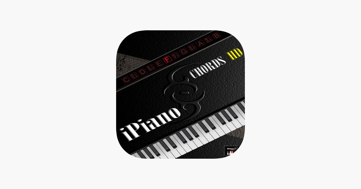 Ipiano Chords Hd On The App Store