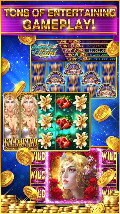 Titan Slots™ II - Vegas Slots screenshot-4