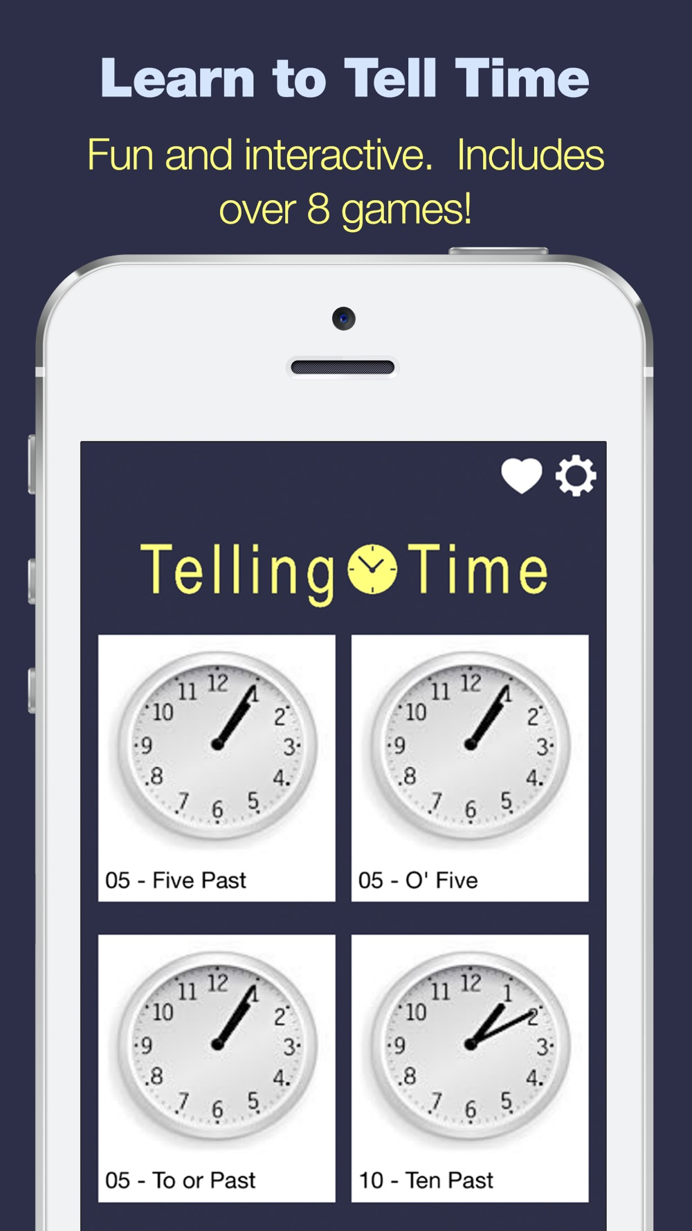 Telling Time – 8 Games to Tell Time Cheat Codes