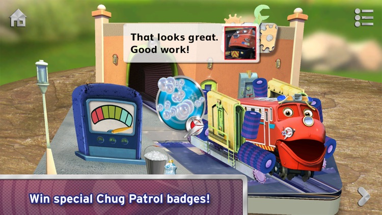 Chug Patrol: Ready to Rescue - Chuggington Book screenshot-4