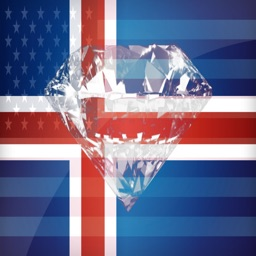 Icelandic Phrases Diamond 4K Edition
