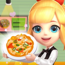 Gourmet party - dress up game