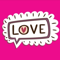 Love Emotion Stickers
