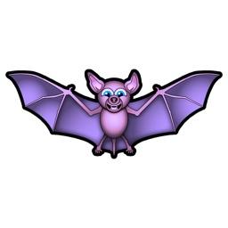 Bobby Bat Stickers
