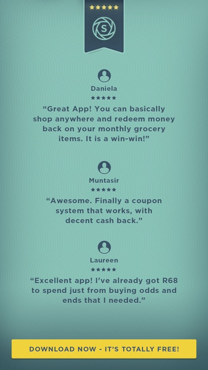 SNAPnSAVE: SA's #1 Cash Back App screenshot-4