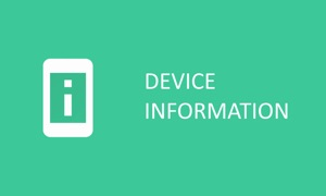 Quick Device Information