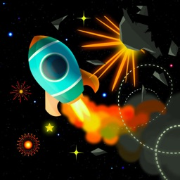 Galaxy Shooter - Shoot the Asteroids