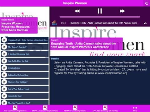 Inspire Women - náhled
